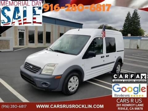 2012 Ford Transit Connect for sale at Cars R Us 2 in Roseville CA