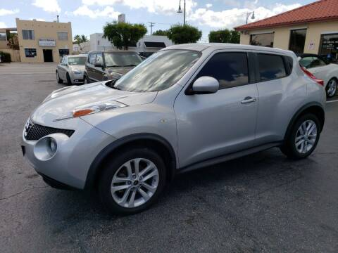 2013 Nissan JUKE for sale at KK Car Co Inc in Lake Worth FL