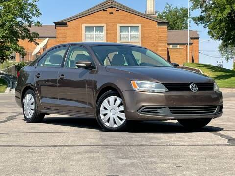 2014 Volkswagen Jetta for sale at Used Cars and Trucks For Less in Millcreek UT