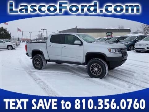 2019 Chevrolet Colorado for sale at Lasco of Grand Blanc in Grand Blanc MI