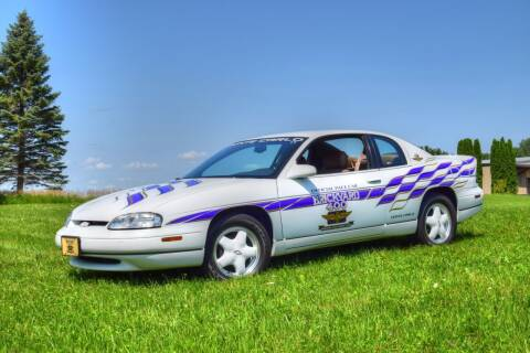 1995 Chevrolet Monte Carlo for sale at Hooked On Classics in Watertown MN