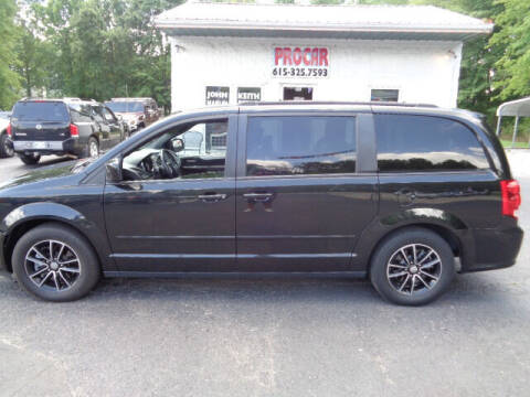 2017 Dodge Grand Caravan for sale at PROCAR in Portland TN