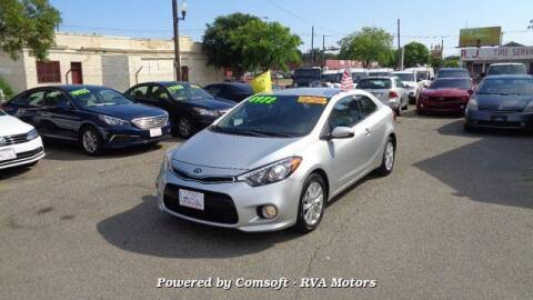 2014 Kia Forte Koup for sale at RVA MOTORS in Richmond VA