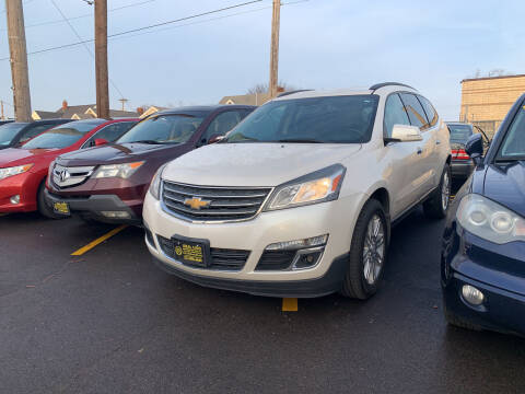 2013 Chevrolet Traverse for sale at Ideal Cars in Hamilton OH