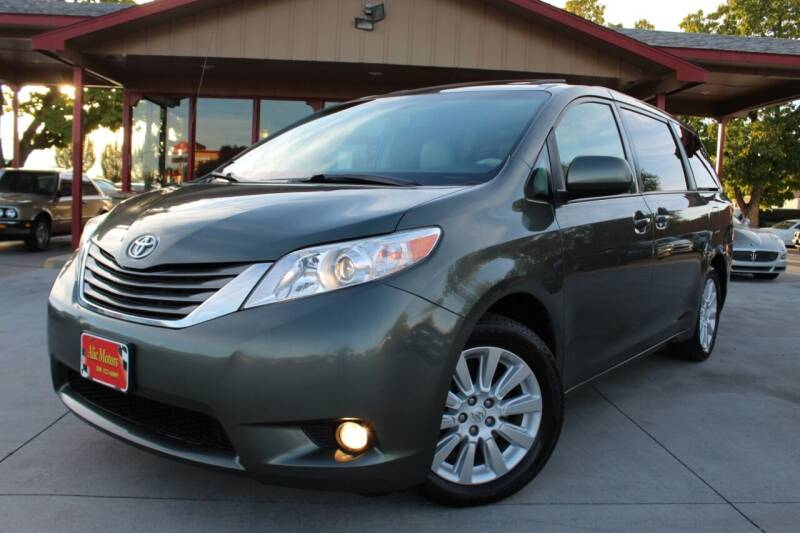 2014 Toyota Sienna for sale at ALIC MOTORS in Boise ID