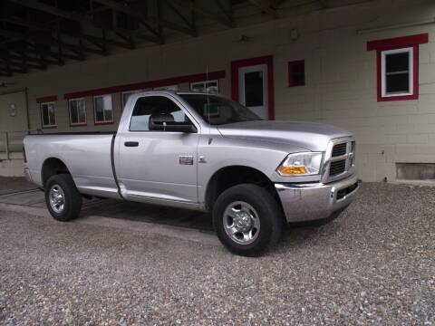 2011 RAM Ram Pickup 2500 for sale at Country Truck and Car Lot II in Richfield PA
