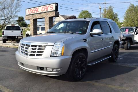 2011 Cadillac Escalade for sale at I-DEAL CARS in Camp Hill PA