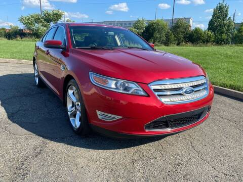 2011 Ford Taurus for sale at Pristine Auto Group in Bloomfield NJ