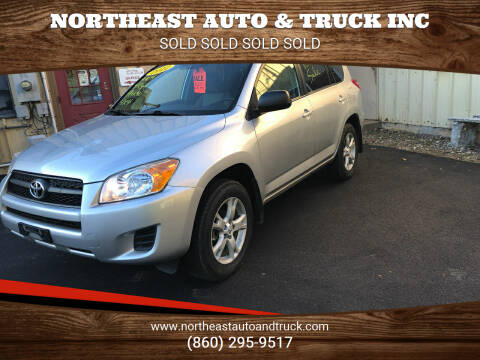 2012 Toyota RAV4 for sale at Northeast Auto & Truck Inc in Marlborough CT