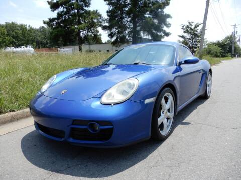 2007 Porsche Cayman for sale at United Traders Inc. in North Little Rock AR