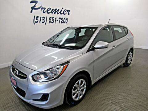2012 Hyundai Accent for sale at Premier Automotive Group in Milford OH