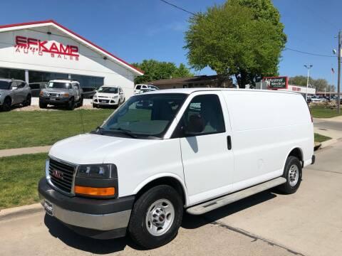 2017 GMC Savana Cargo for sale at Efkamp Auto Sales LLC in Des Moines IA