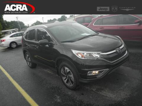 2016 Honda CR-V for sale at BuyRight Auto in Greensburg IN