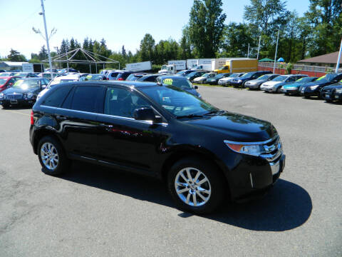 2011 Ford Edge for sale at J & R Motorsports in Lynnwood WA