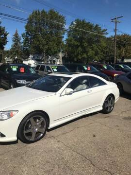 2008 Mercedes-Benz CL-Class for sale at MICHAEL'S AUTO SALES in Mount Clemens MI