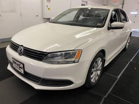 2013 Volkswagen Jetta for sale at TOWNE AUTO BROKERS in Virginia Beach VA
