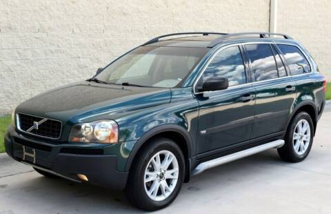2004 Volvo XC90 for sale at Raleigh Auto Inc. in Raleigh NC