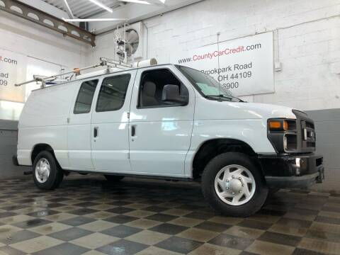 2012 Ford E-Series Cargo for sale at County Car Credit in Cleveland OH