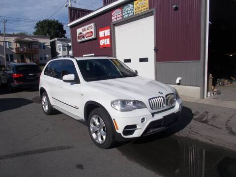 2012 BMW X5 for sale at Mig Auto Sales Inc in Albany NY