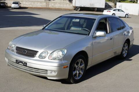 2005 Lexus GS 300 for sale at Sports Plus Motor Group LLC in Sunnyvale CA