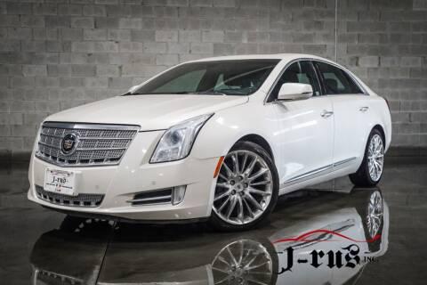 2015 Cadillac XTS for sale at J-Rus Inc. in Macomb MI
