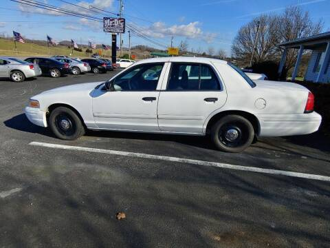 2008 Ford Crown Victoria for sale at Mr. D's Automotive in Piney Flats TN