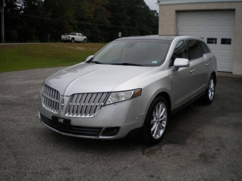 2010 Lincoln MKT for sale at Route 111 Auto Sales in Hampstead NH