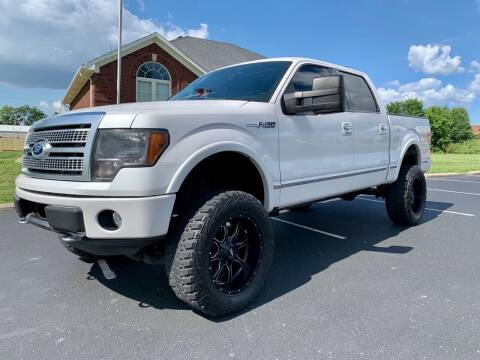 2011 Ford F-150 for sale at HillView Motors in Shepherdsville KY