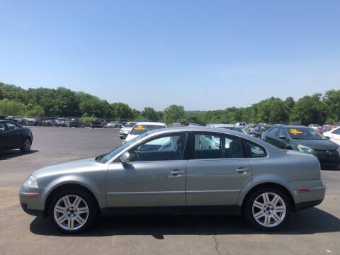 2005 Volkswagen Passat for sale at CARS PLUS CREDIT in Independence MO