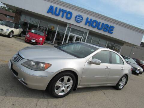 2005 Acura RL for sale at Auto House Motors in Downers Grove IL
