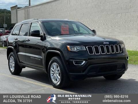 2018 Jeep Grand Cherokee for sale at Ole Ben Franklin Motors-Mitsubishi of Alcoa in Alcoa TN