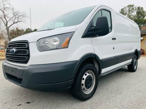 2017 Ford Transit Cargo for sale at Classic Luxury Motors in Buford GA