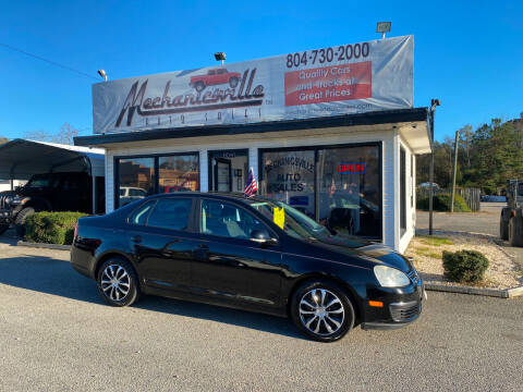 2009 Volkswagen Jetta for sale at Mechanicsville Auto Sales in Mechanicsville VA