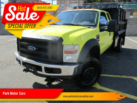 2008 Ford F-450 Super Duty for sale at Park Motor Cars in Passaic NJ