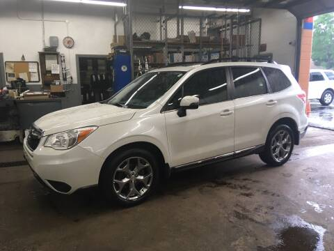 2015 Subaru Forester for sale at Borderline Auto Sales in Loveland OH