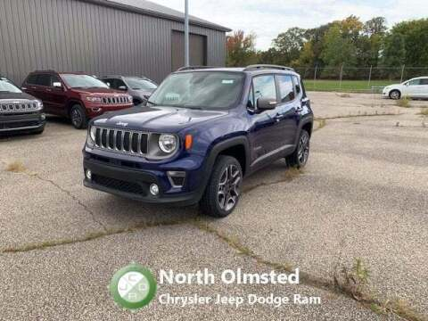 2019 Jeep Renegade for sale at North Olmsted Chrysler Jeep Dodge Ram in North Olmsted OH
