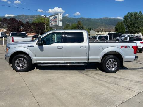 2018 Ford F-150 for sale at Haacke Motors in Layton UT