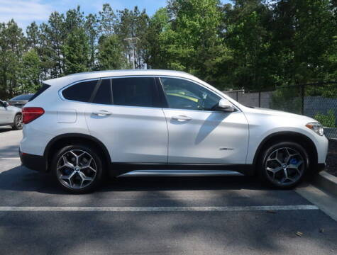 2017 BMW X1 for sale at Southern Auto Solutions - BMW of South Atlanta in Marietta GA