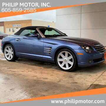 2005 Chrysler Crossfire for sale at Philip Motor Inc in Philip SD