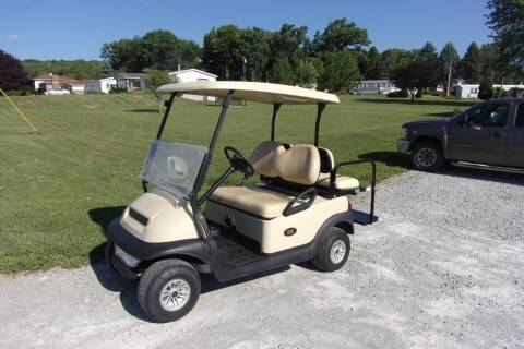 2015 Club Car Precedent for sale at Area 31 Golf Carts - Gas 4 Passenger in Acme PA