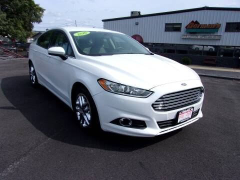 2016 Ford Fusion for sale at Dorman's Auto Center inc. in Pawtucket RI
