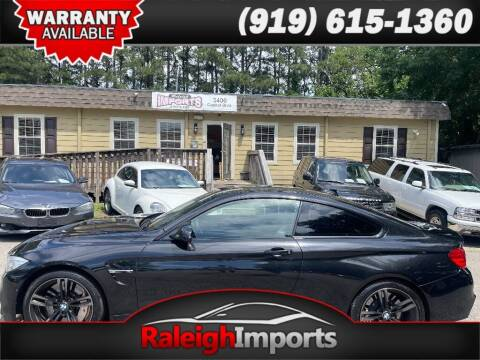 2015 BMW M4 for sale at Raleigh Imports in Raleigh NC