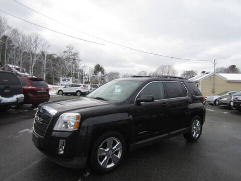 2015 GMC Terrain for sale at Auto Choice of Middleton in Middleton MA