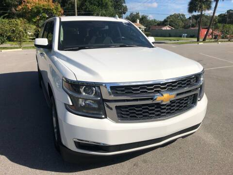 2018 Chevrolet Suburban for sale at Consumer Auto Credit in Tampa FL