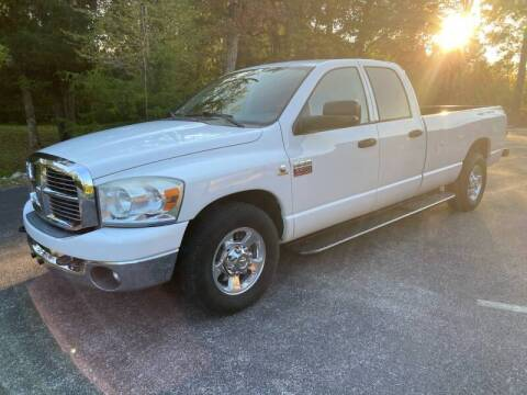 2009 Dodge Ram Pickup 2500 for sale at Wheel Tech Motor Vehicle Sales in Maylene AL