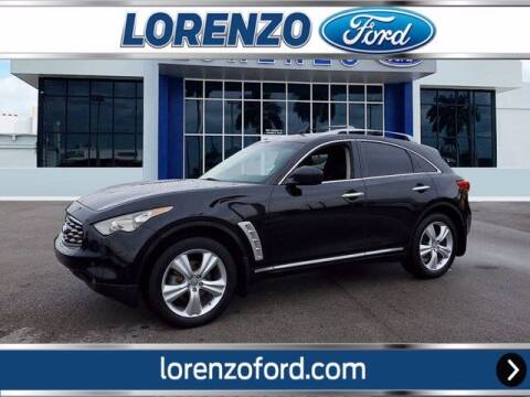 2010 Infiniti FX35 for sale at Lorenzo Ford in Homestead FL
