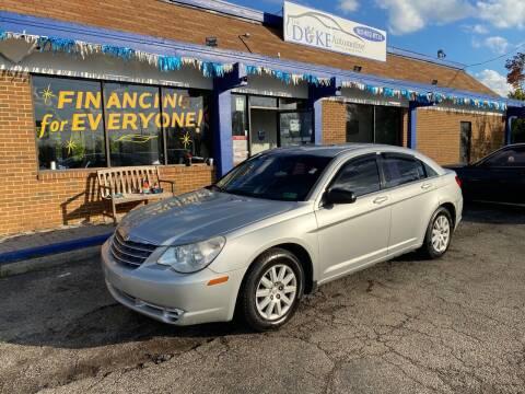 2008 Chrysler Sebring for sale at Duke Automotive Group in Cincinnati OH