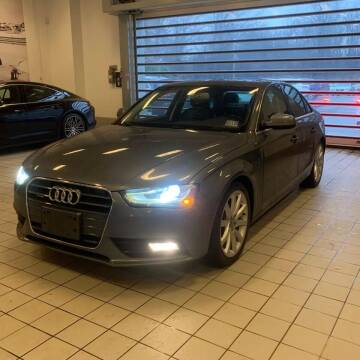 2013 Audi A4 for sale at CRS 1 LLC in Lakewood NJ