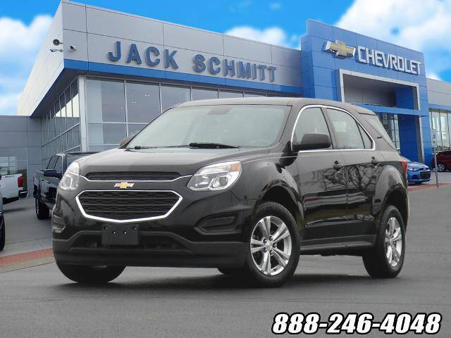 2017 Chevrolet Equinox for sale at Jack Schmitt Chevrolet Wood River in Wood River IL