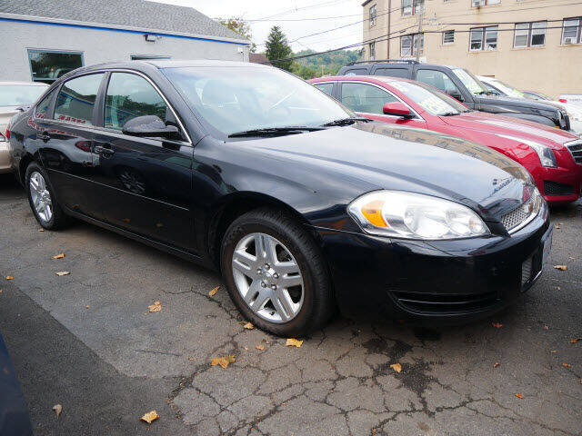 2014 Chevrolet Impala Limited for sale at M & R Auto Sales INC. in North Plainfield NJ